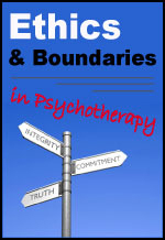 Ethics & Boundaries in Psychotherapy