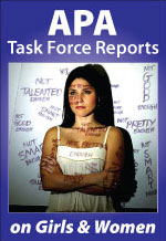 APA Task Force Reports on Girls & Women