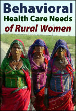 Behavioral Health Care Needs of Rural Women