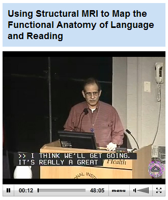 Using structural MRI to map the functional anatomy of language and reading [electronic resource] / Cathy Price.