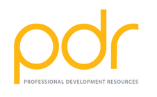 New logo for Professional Development Resources