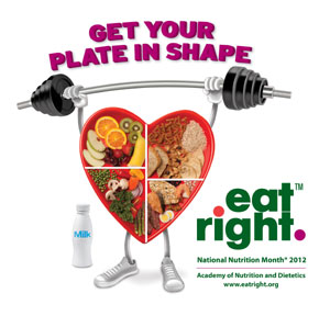 National Nutrition Month 2012