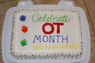 Happy OT Month!