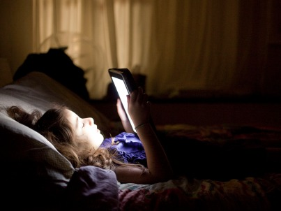 Exposure to light at night may contribute to depression, study says