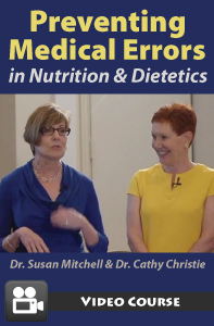 preventing medical errors in nutrition and dietetics - florida medical errors requirement