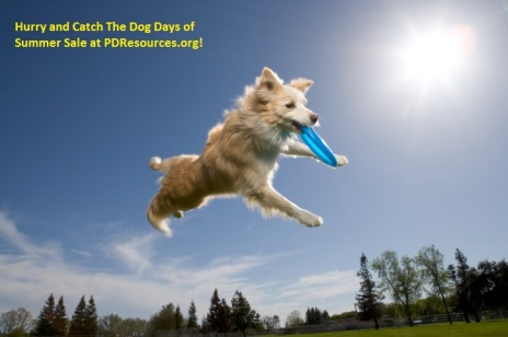 PDResources Dog Days of Summer Sale